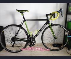 Bicicleta carretera Cannondale CAAD12 tallaM