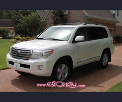 Selling 2013 Toyota Land Cruiser Base 4×4 4dr SUV