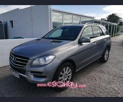 Mercedes ML 250 CDI