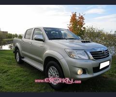 Toyota HiLux Dobbel