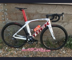 Stunning Trek Madone 9 SLR ICON Project One - 54  Dura Ace Di2