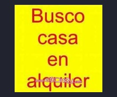 BUSCO VIVIENDA