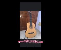 Guitarra acústica hohner
