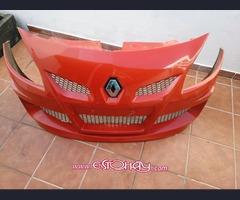 Defensa delantera Renault Clio III
