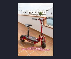 KUPA KING Electric Scooter 800w 48V HUB