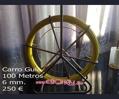 Vendo CARRO GUIA PASA CABLE