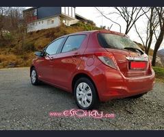 Toyota Yaris YARIS 2012, 30 715 km