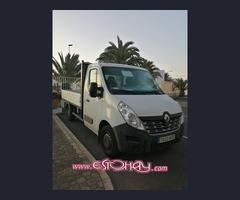 Camioneta Renault Master