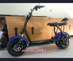 For Sale  Electric scooter citycoco 3000W motor, 20ah battery