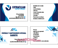 EXTRACLEAN LIMPIEZA INTEGRAL