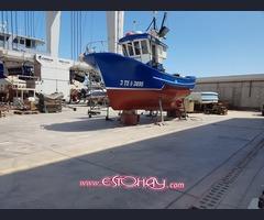 Barco de lista tercera