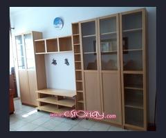 muebles de Ikea Billy