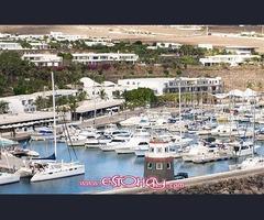 Alquiler Atraque Puerto Calero