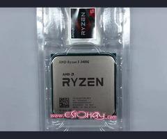 Cpu Ryzen5 3400g