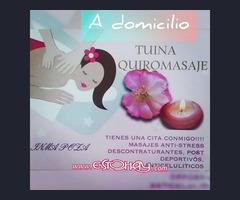 Quiromasaje y tuina