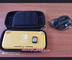 Nintendo Switch Lite + 3 juegos