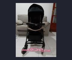 Carro de bebé tres piezas