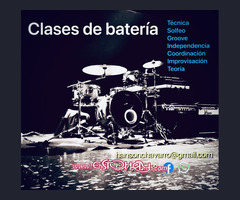 !clases de batería!