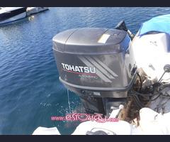 se vende motor tohatsu 50 pro equivalente a 75 caballos
