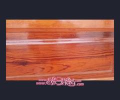 Se vende puerta de madera seminueva