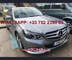 Mercedes-Benz Clase E300  2014