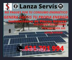 Instalaciónes de Placas Solares