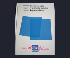 Farmacología y Materia médica homeopática.