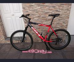 """Vendo Bicicleta montaña marca BH 26"""""""