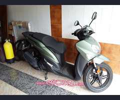 Yamaja x enter 125 cc