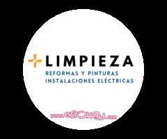 Mas Limpieza, Reformas y Pinturas, Instalaciones Eléctricas Services