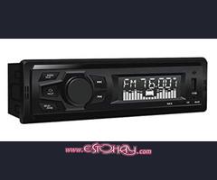 Se venden 2 radios de coche nuevas una con bluetooth.