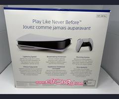 NUEVA versión en disco de la consola Sony PlayStation 5 PS5