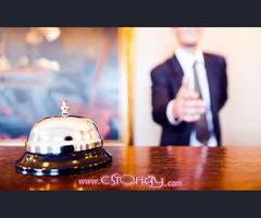 Recepcionista Hotel 4*