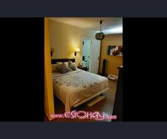 Apartamento acogedor y amplio de un dormitorio , terraza y animales