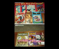 Comics variados