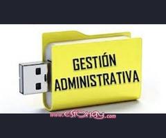 Administrativa busca empleo.