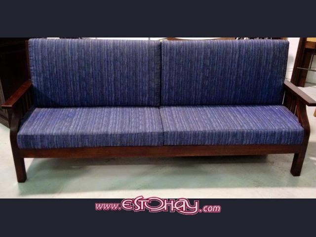 Se Vende Sofa De Teca De Indonesia Arrecife