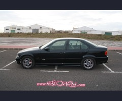 BMW E36. 318 IS. 140CV.