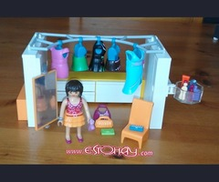 playmobil city life lote