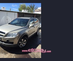 Chevrolet Captiva 7 plaza 2.0 Diesel