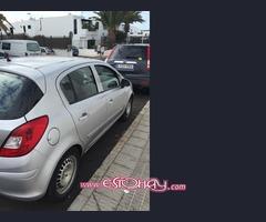 Opel Corsa Diesel 1.3 turbo-km 252000 año 2007