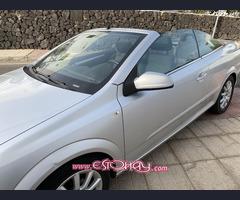 Opel Astra 1.6 twin top km 64594