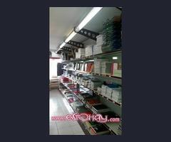 Venta de estanterías metálicas