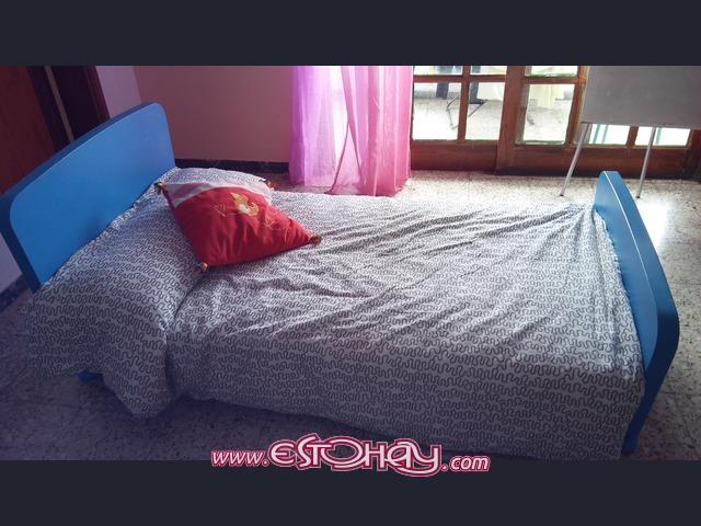 Vendo cama infantil san bartolom revista for Muebles san bartolome