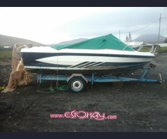VENDO BARCO AMERICANO GLASTON